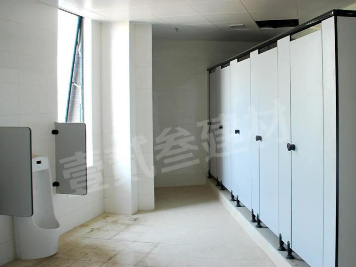 卫生间隔断 公厕隔断 厕所隔断墙