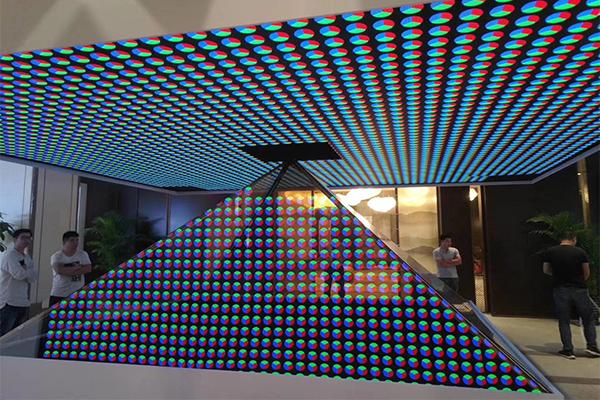 裸眼3D创意LED显示屏