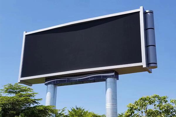 户外高炮广告LED显示屏