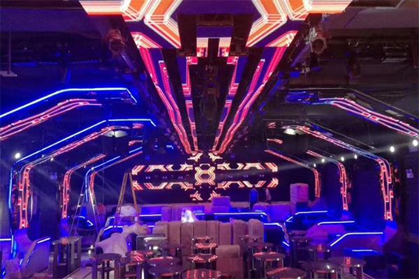 温州酒吧夜场创意LED显示屏