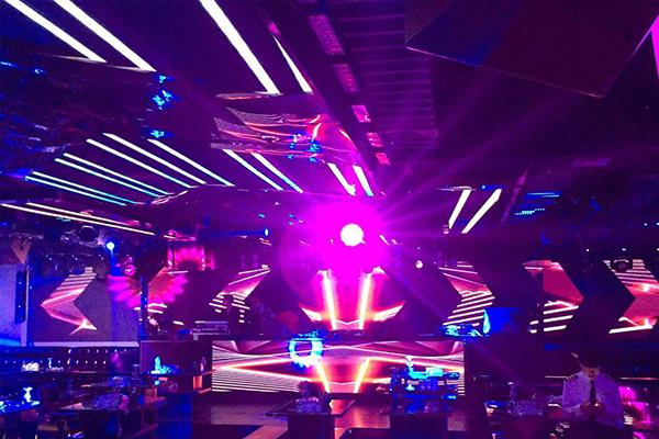 杭州酒吧夜场创意LED显示屏