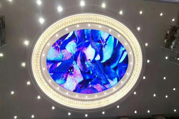 球面室内LED显示屏