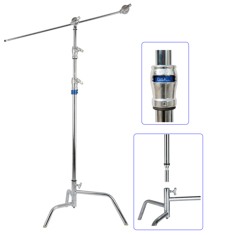 Turtle Base C-Stand DC-1