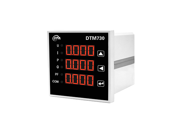 DTM730 three-phase network parameter measuring instrument