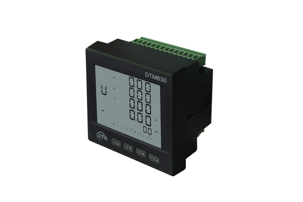 DTM830三相智能电力仪表