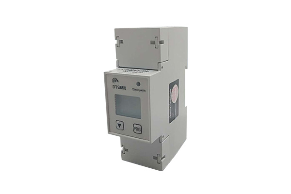 DTS860 single-phase electric energy measurement and control device