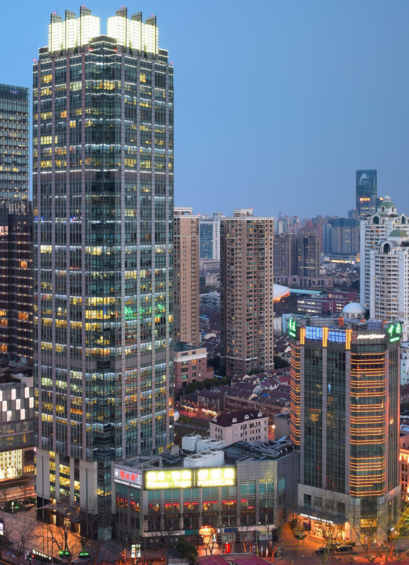 上海淮海区国际广场