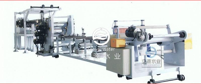 斜板/斜管填料加工设备