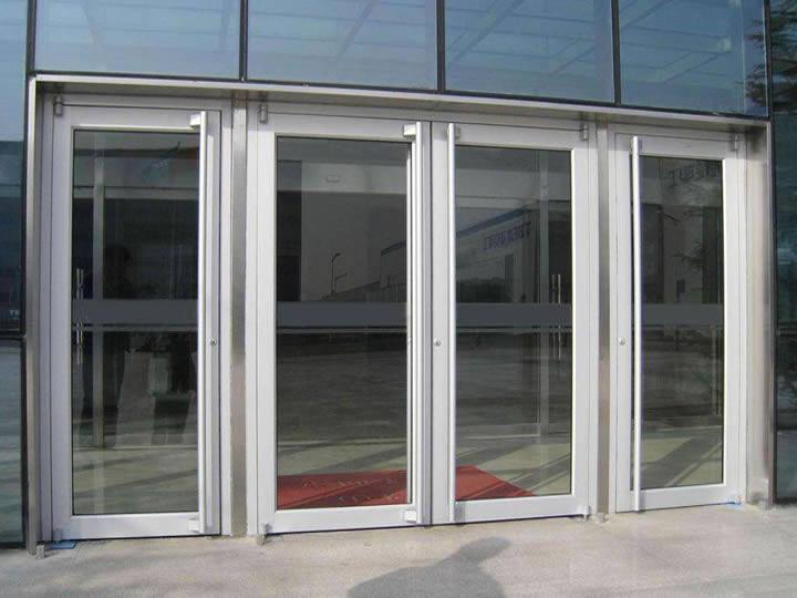 肯德基门 铝合金玻璃门