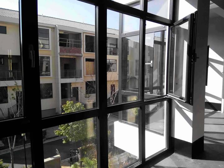 铝合金门窗 断桥铝门窗