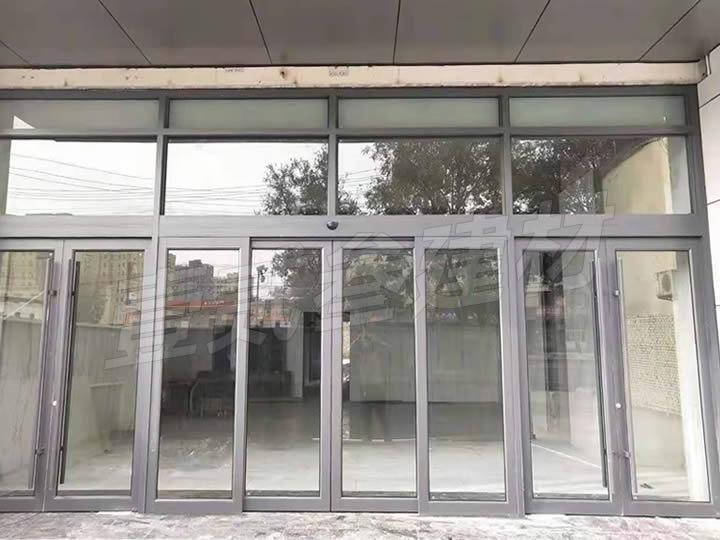 南宁玻璃自动门安装公司就选金竣城!