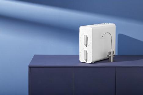 高端净水器更新:小米净水器H 600G上新