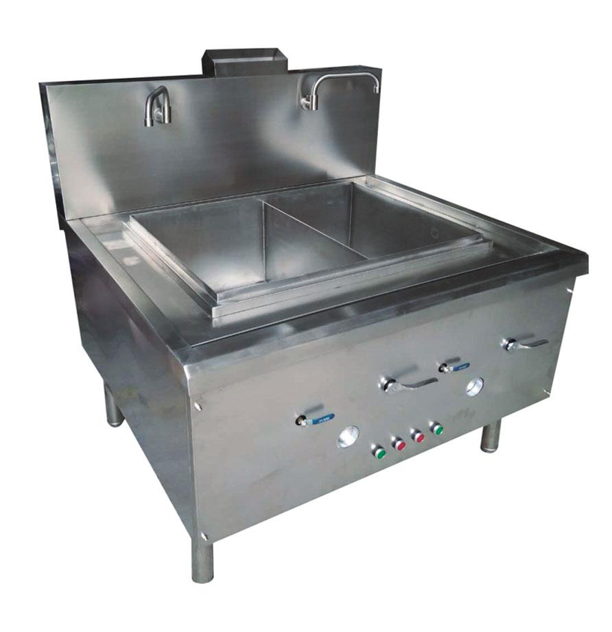燃气矮脚炉 汤包馆专用煮面炉汤炉