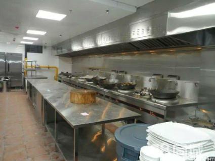 厨房油烟净化工程
