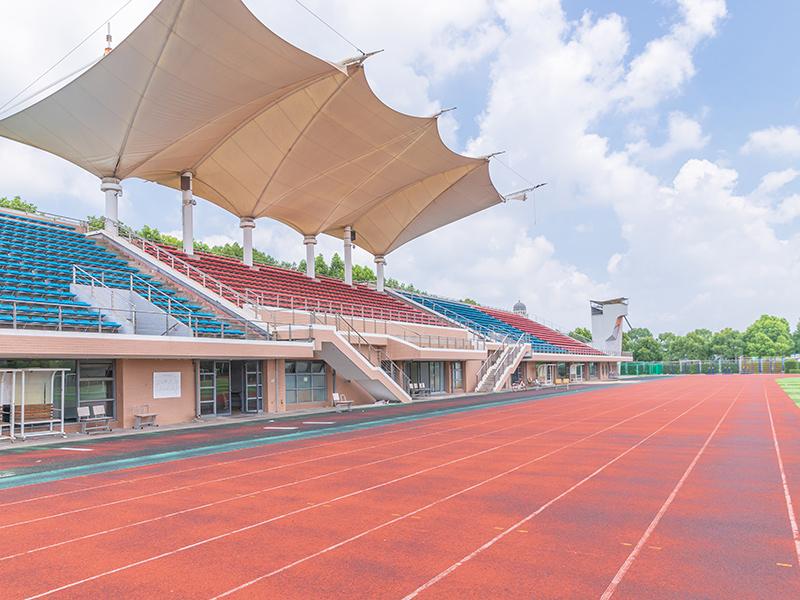 体育场跑道
