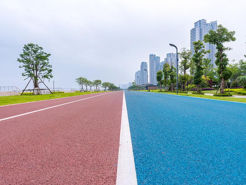 城市橡胶跑道