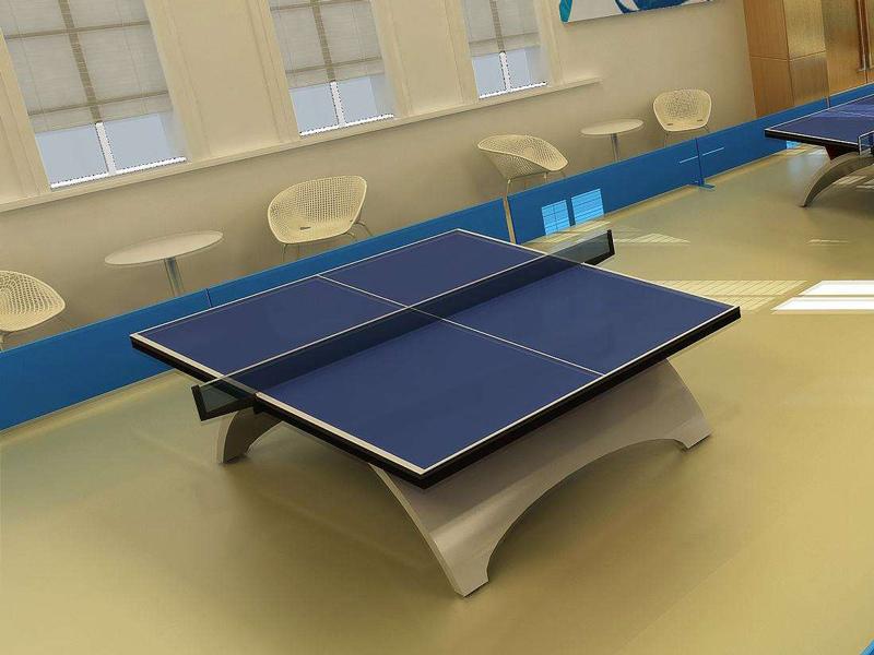乒乓球场塑胶地垫
