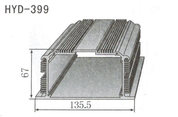 399控制器、机箱壳