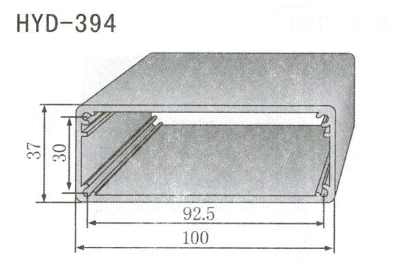 394控制器、机箱壳