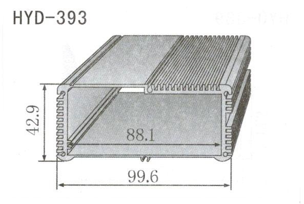 393控制器、机箱壳