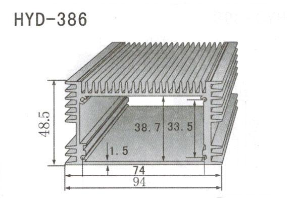 386控制器、机箱壳