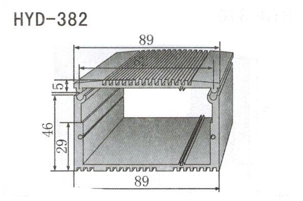 382控制器、机箱壳
