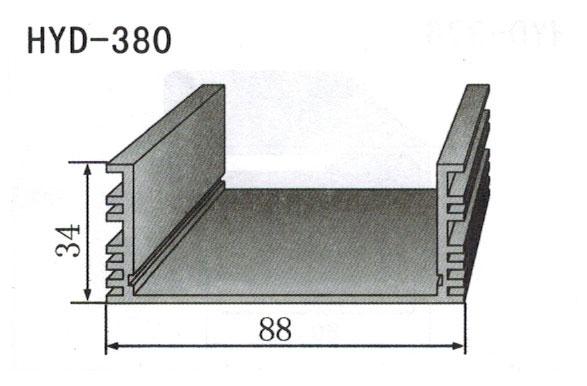 380控制器、机箱壳