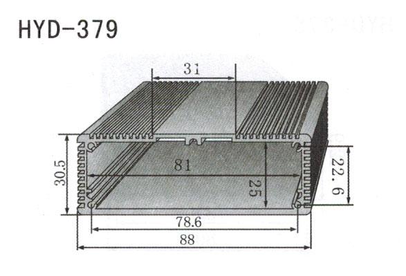 379控制器、机箱壳