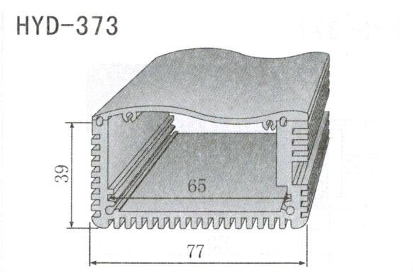 373控制器、机箱壳