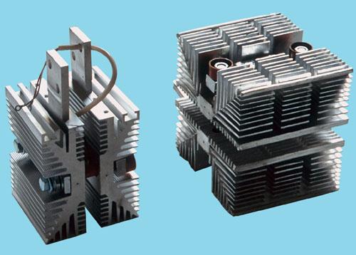 大功率可控硅用散热器5