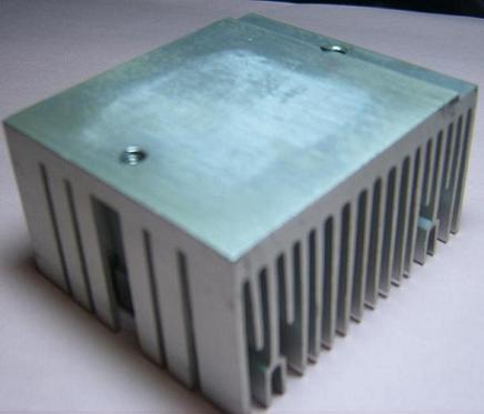 大功率可控硅用散热器7
