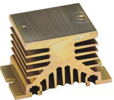 固态继电器散热器3