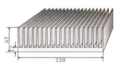 电焊机专用散热器12