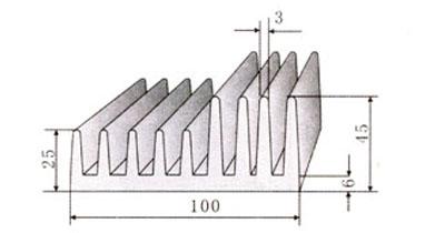 电焊机专用散热器21