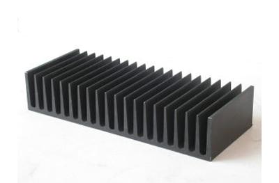 变频器配套型材散热器1