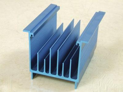 变频器配套型材散热器2