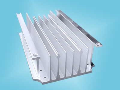 变频器配套型材散热器4