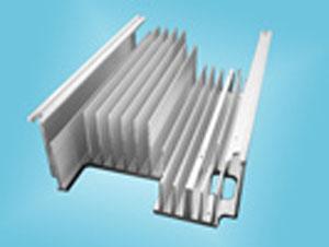 变频器配套型材散热器6