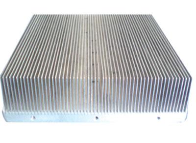 变频器配套型材散热器8