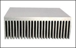 变频器配套型材散热器9