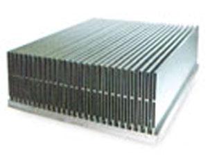变频器配套型材散热器10