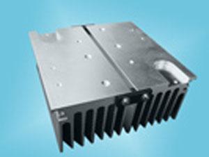 变频器配套型材散热器5