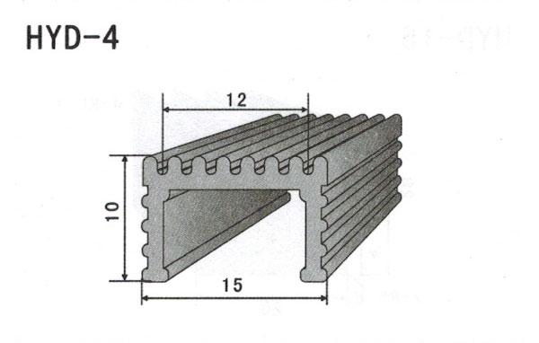 1cm型材散热器4