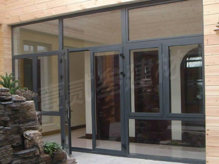 门窗 铝合金门窗 玻璃门窗