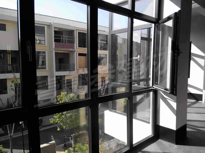 铝合金窗  铝合金门窗