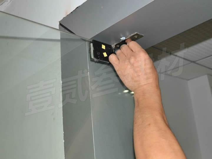 玻璃门维修2020121001