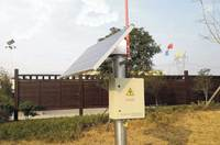 GNSS系統實時自動化監測