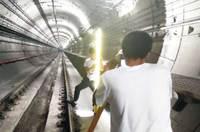 長江沙湖水環境提升工程涉地鐵結構監測