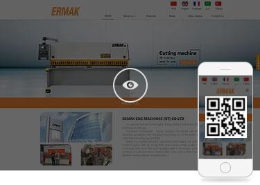 ERMAK网站设计在上海佳汇