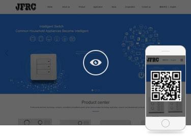 JFRC优质建网站案例